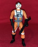 Star Wars Power of the Force: Biggs Darklighter - Complete Loose Action Figure